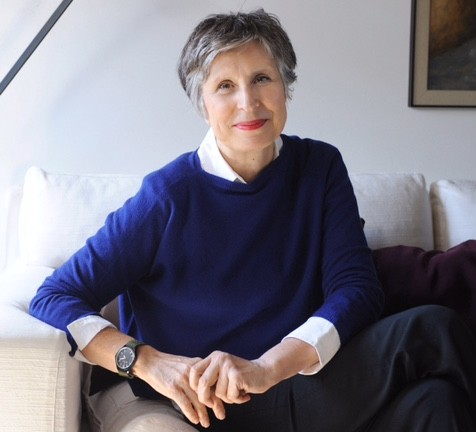 La scrittrice Giuseppina Torregrossa