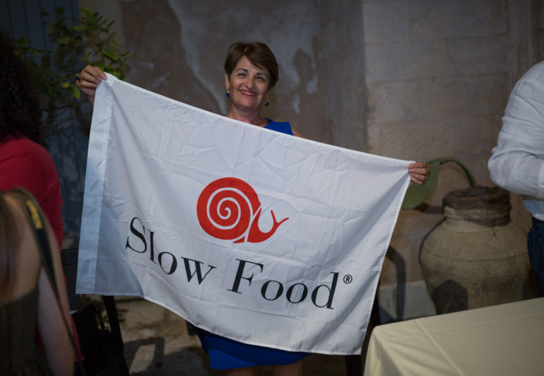 cerasuolo ibla party slow food
